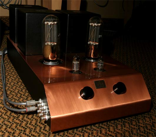 Audio Note U.K. Ongaku SET integrated amplifier