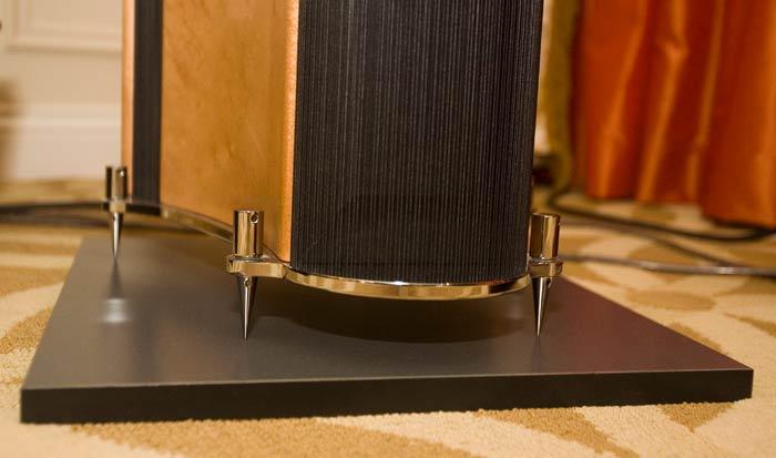 Outriggers On Lsim705s Polk Audio