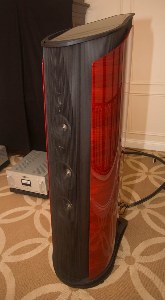 CES 2012 - Audio Research, Sonus Faber - Audio Federation