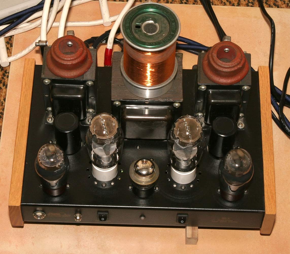 Audio Federation Vtv 2006 West Vacuum Tube Valley Show