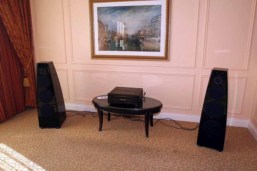 Audio Federation - (Medium Resolution) CES 2008 and T.H.E. Show ...