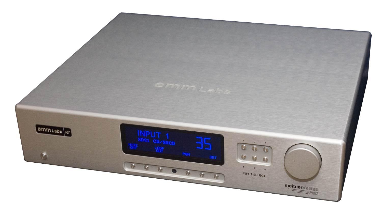 EMM Labs PRE2 preamplifier