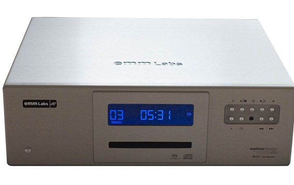EMMLabs XDS1 CD player
