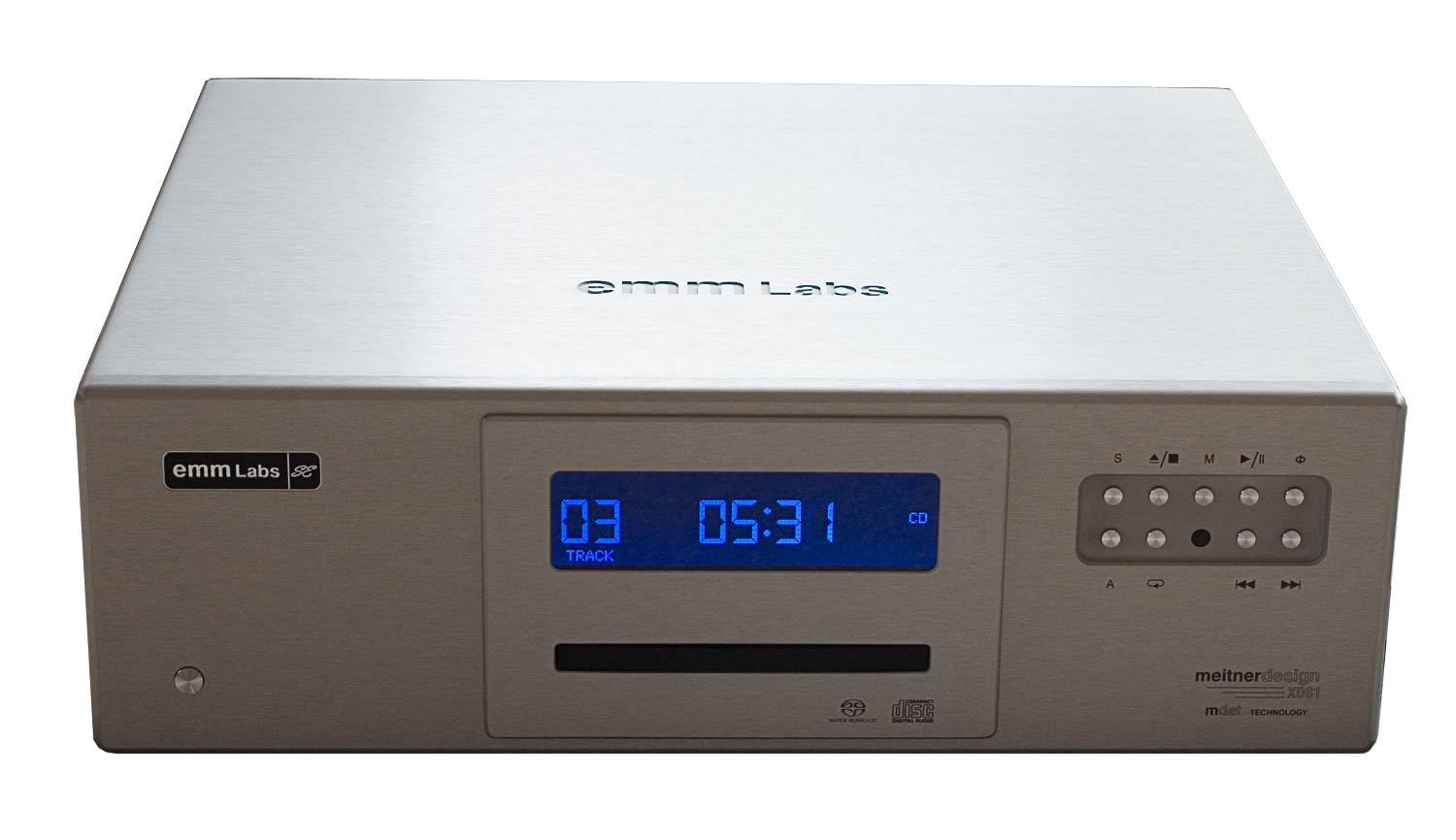 Emmlabs Xds1 Cd Player Audio Federation