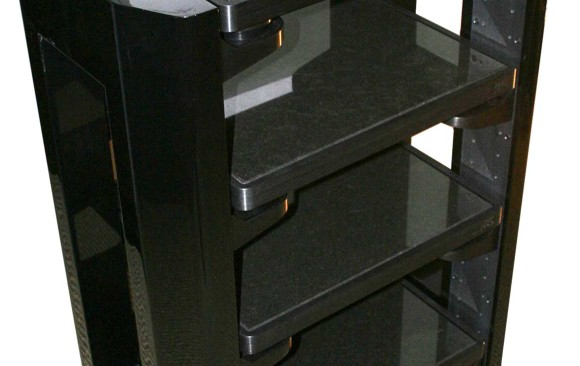 HRS MXR equipment rack