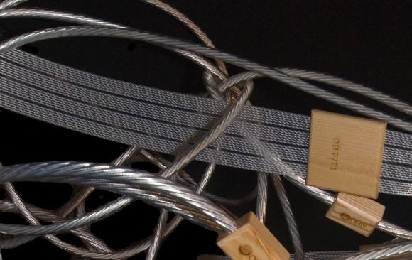 Nordost Odin speaker cables