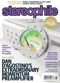 Online and Print Hi-fi Magazines