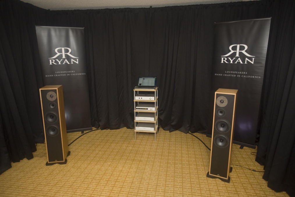 RMAF 2014 - Ryan Speakers