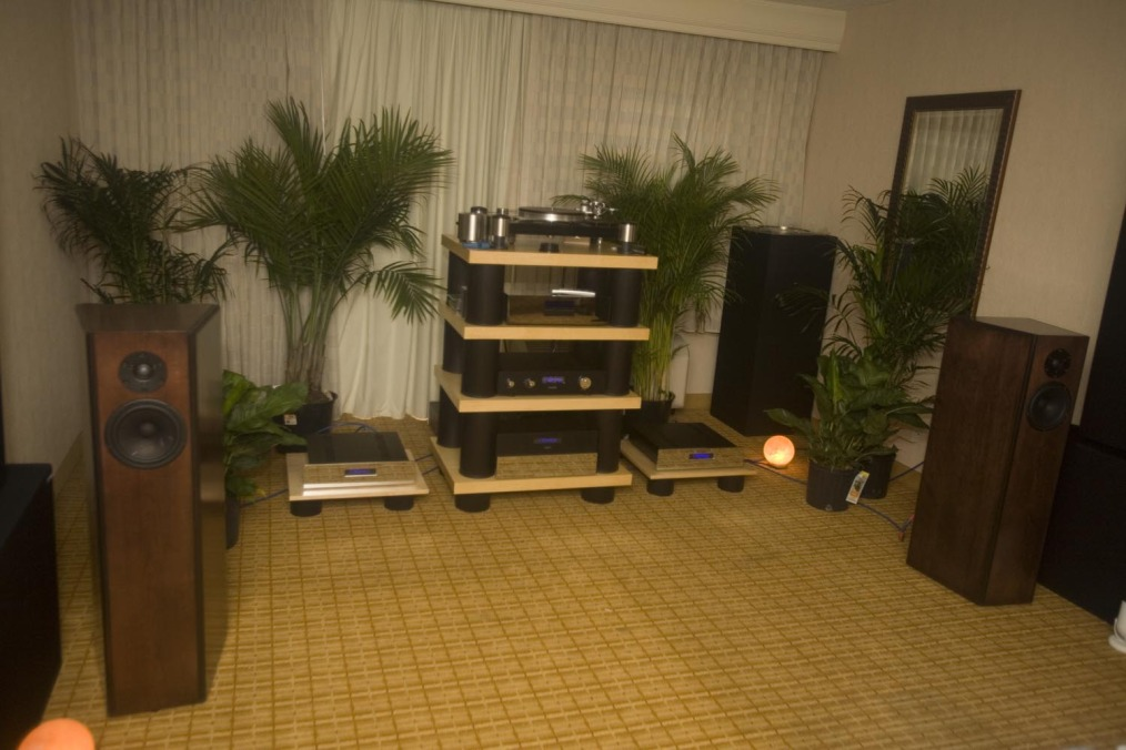 RMAF 2014 - Odyssey Audio, GIK Acoustics