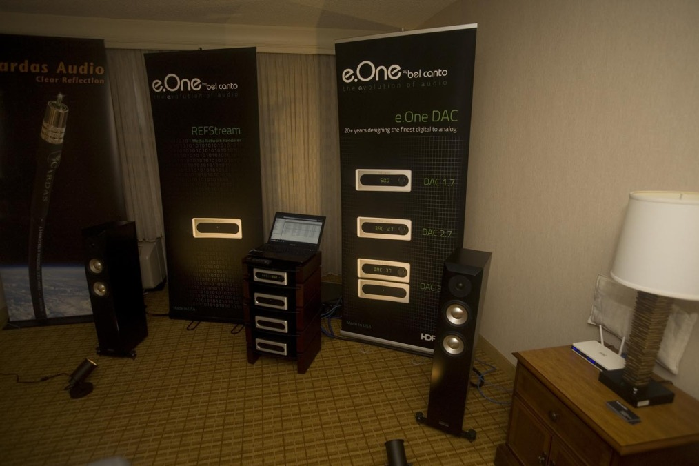 Joseph Audio at rMAF 2014