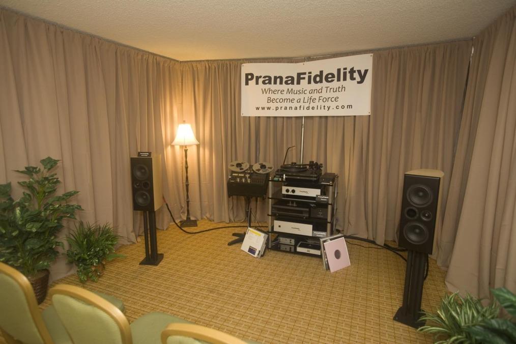 RMAF 2014 - PranaFidelity