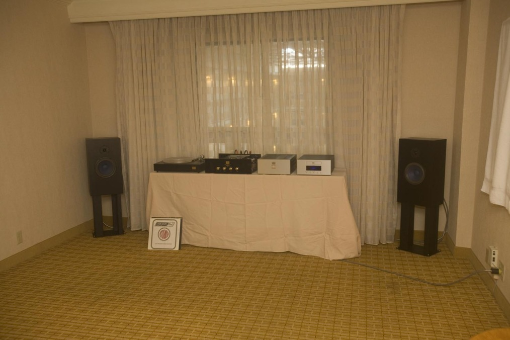 RMAF 2014 - Audio Note U.K.