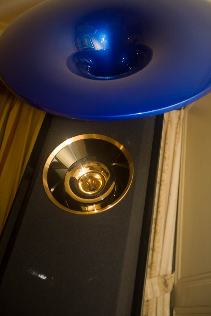 Acapella Atlas speakers