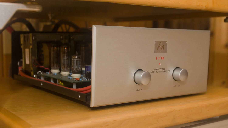 Audio Note P1 SE amplifier