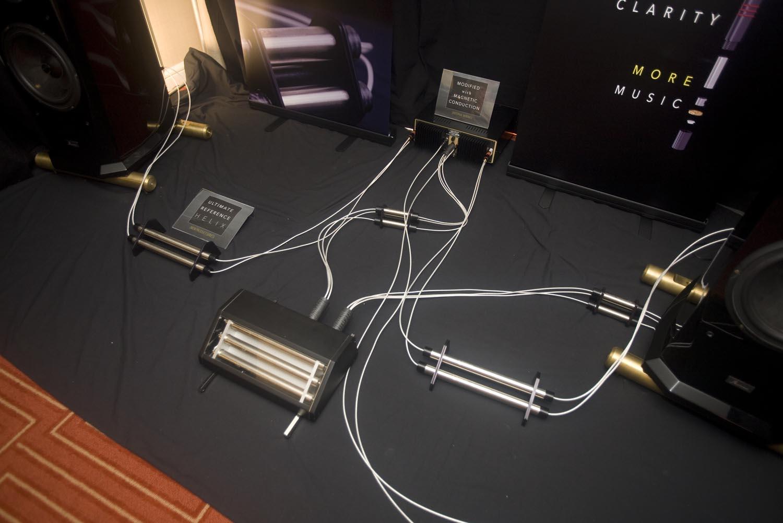 high fidelity cables newport 2015 audio federation. Black Bedroom Furniture Sets. Home Design Ideas