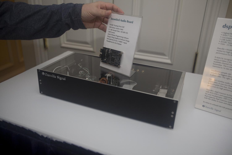 Danville Signal Processing: CES 2016 - Audio Federation