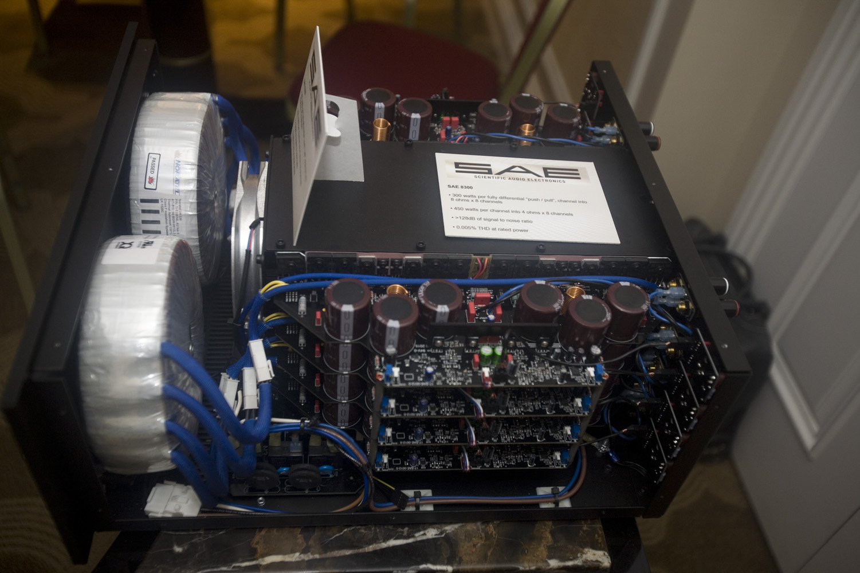 amplifier technologies  sae  cat