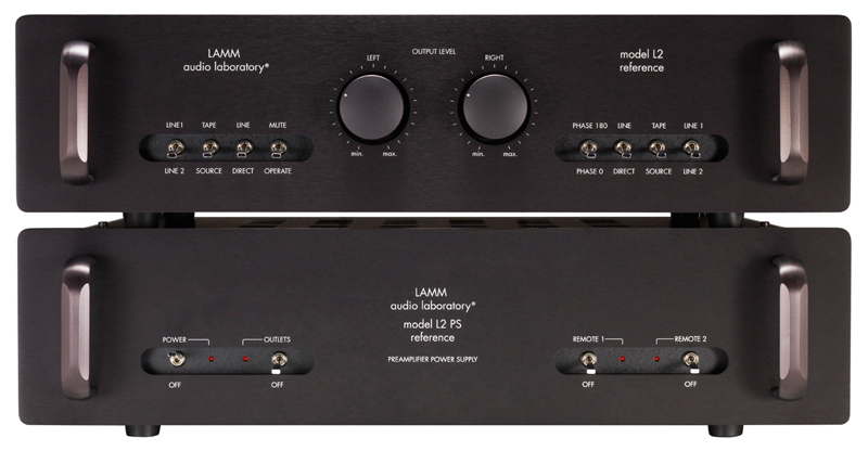 LAMM L2.1 Reference preamplifier available in mid-October'2016