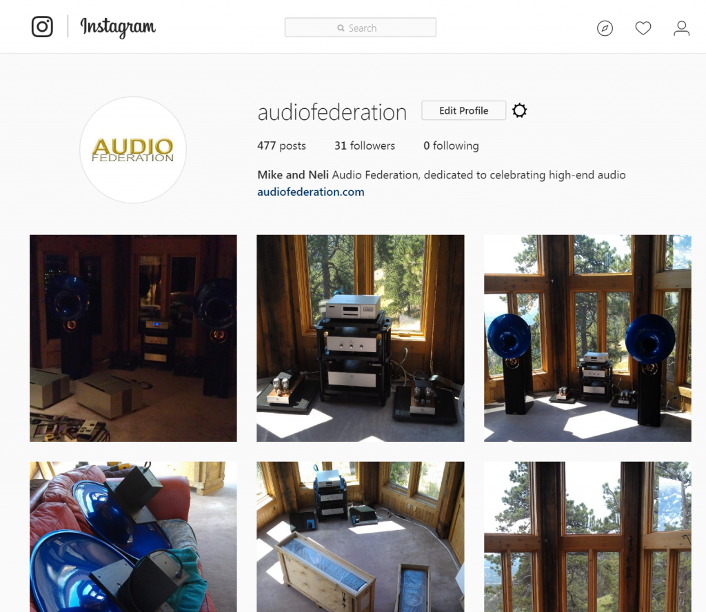 instagram-audiofederation-page