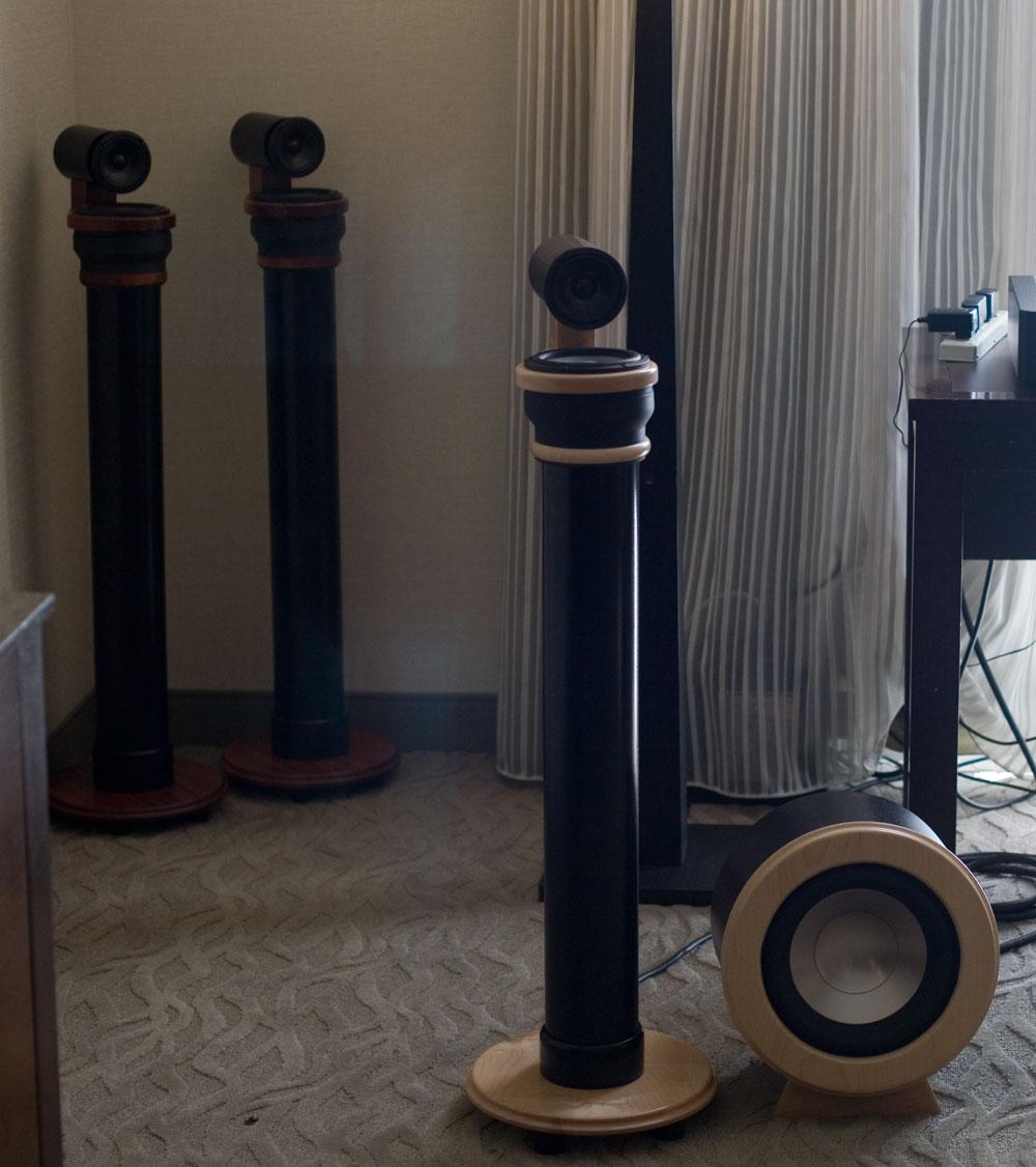 LX Speaker Factory, Wyred 4 Sound, Minidsp, Raspberry Pi – California Audio Show 2017
