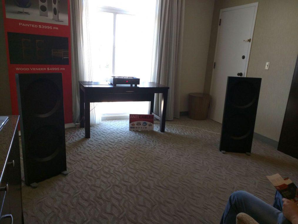 Spatial Audio Lab, Vinnie Rossi, Audirvana - California Audio Show