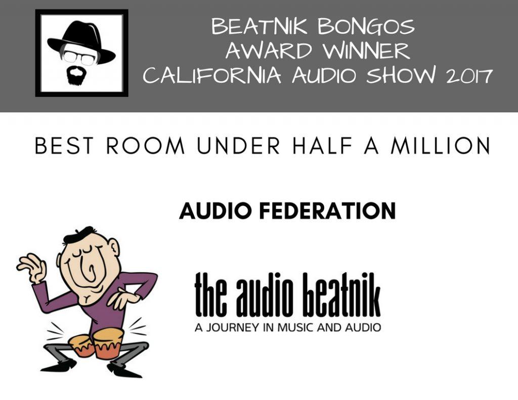 Audio Beatnik Award – Best room under 500K