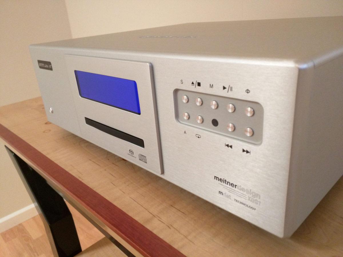 EMM Labs XDS1 V1 CD / SACD Player