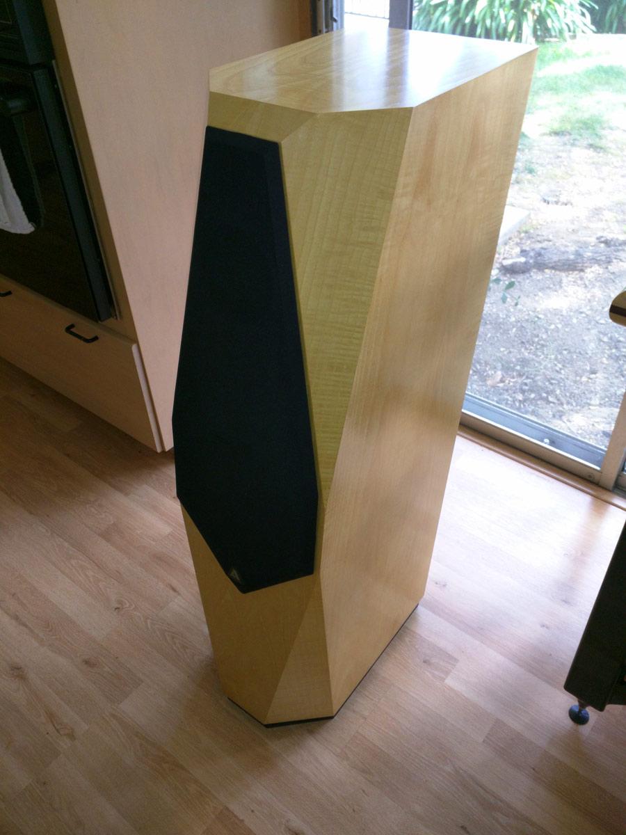 Avalon Eidolon loudspeakers for sale – mint trade-in