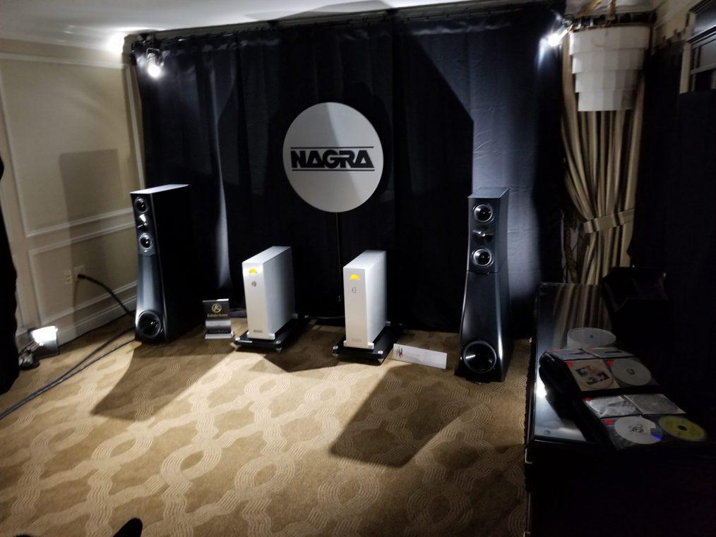 Nagra, YG Acoustics, Kronos: CES 2018
