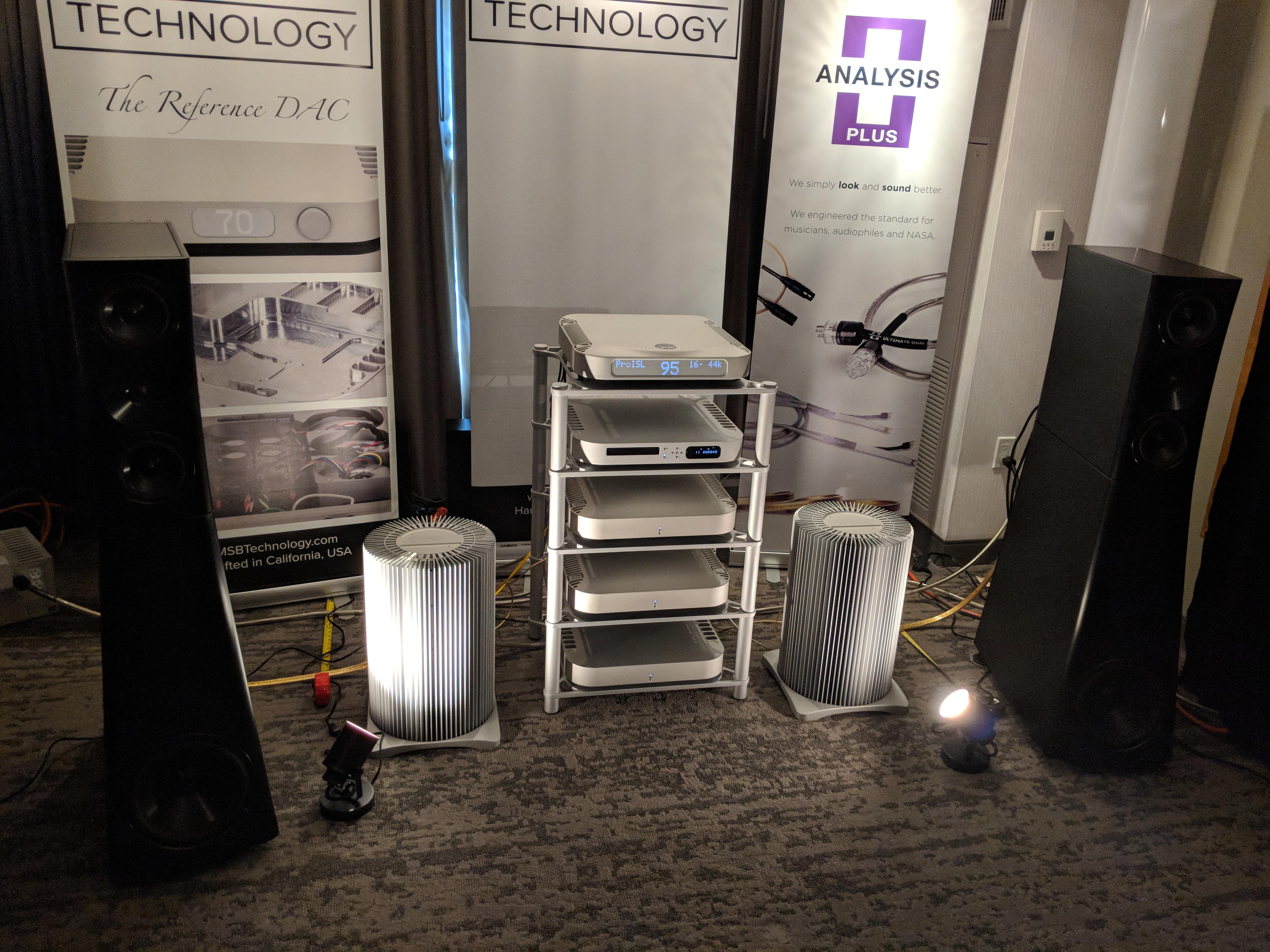 MSB Technology – Axpona 2018