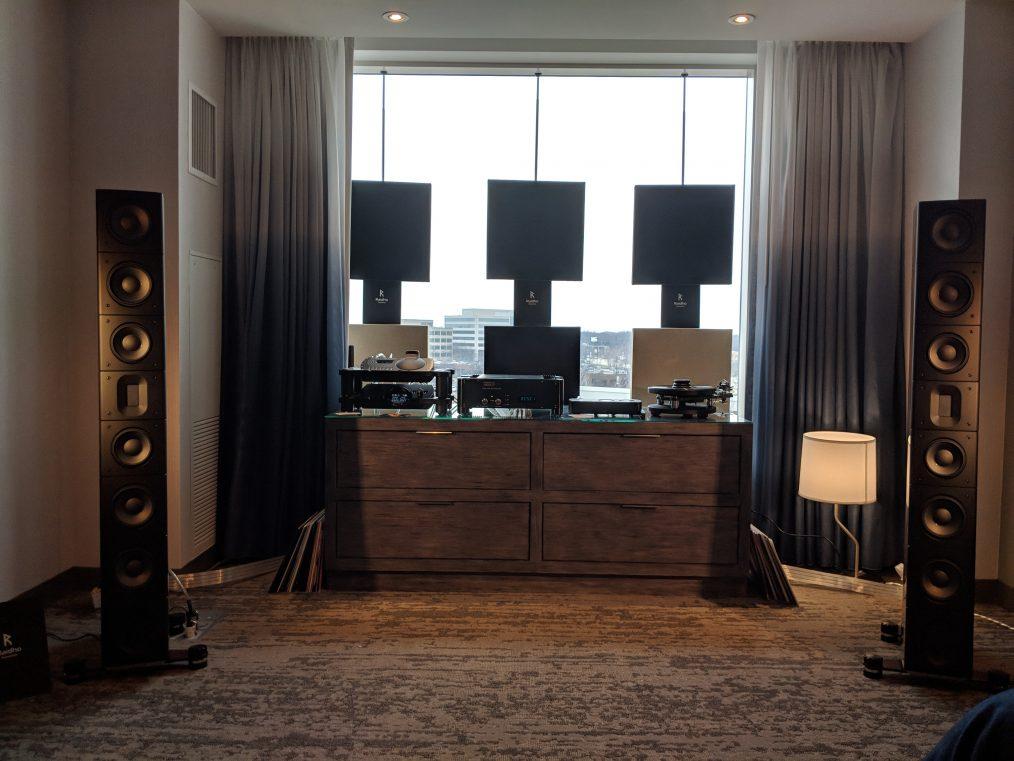 Raidho Acoustics – Axpona 2018