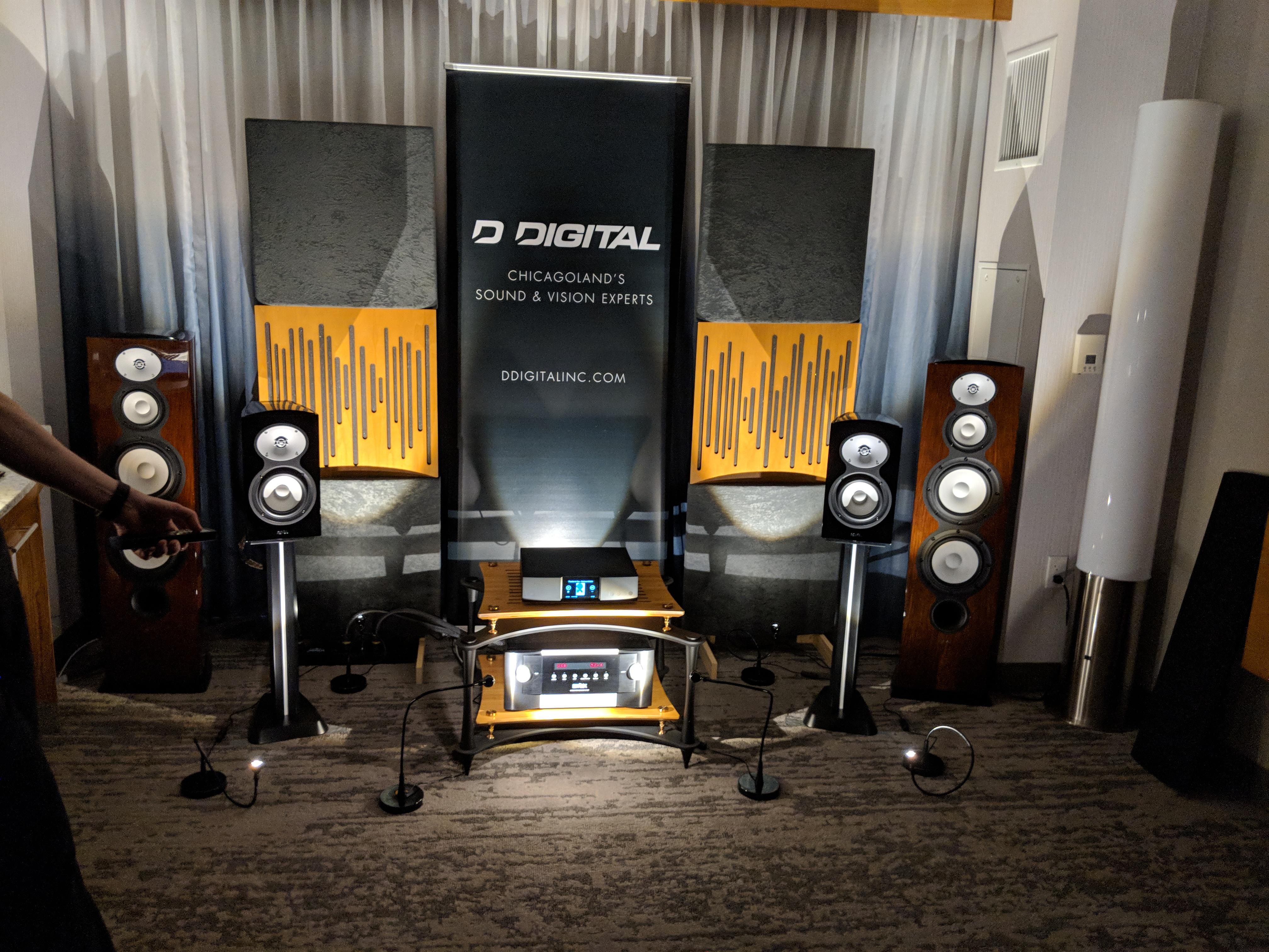 D Digital – Axpona 2018
