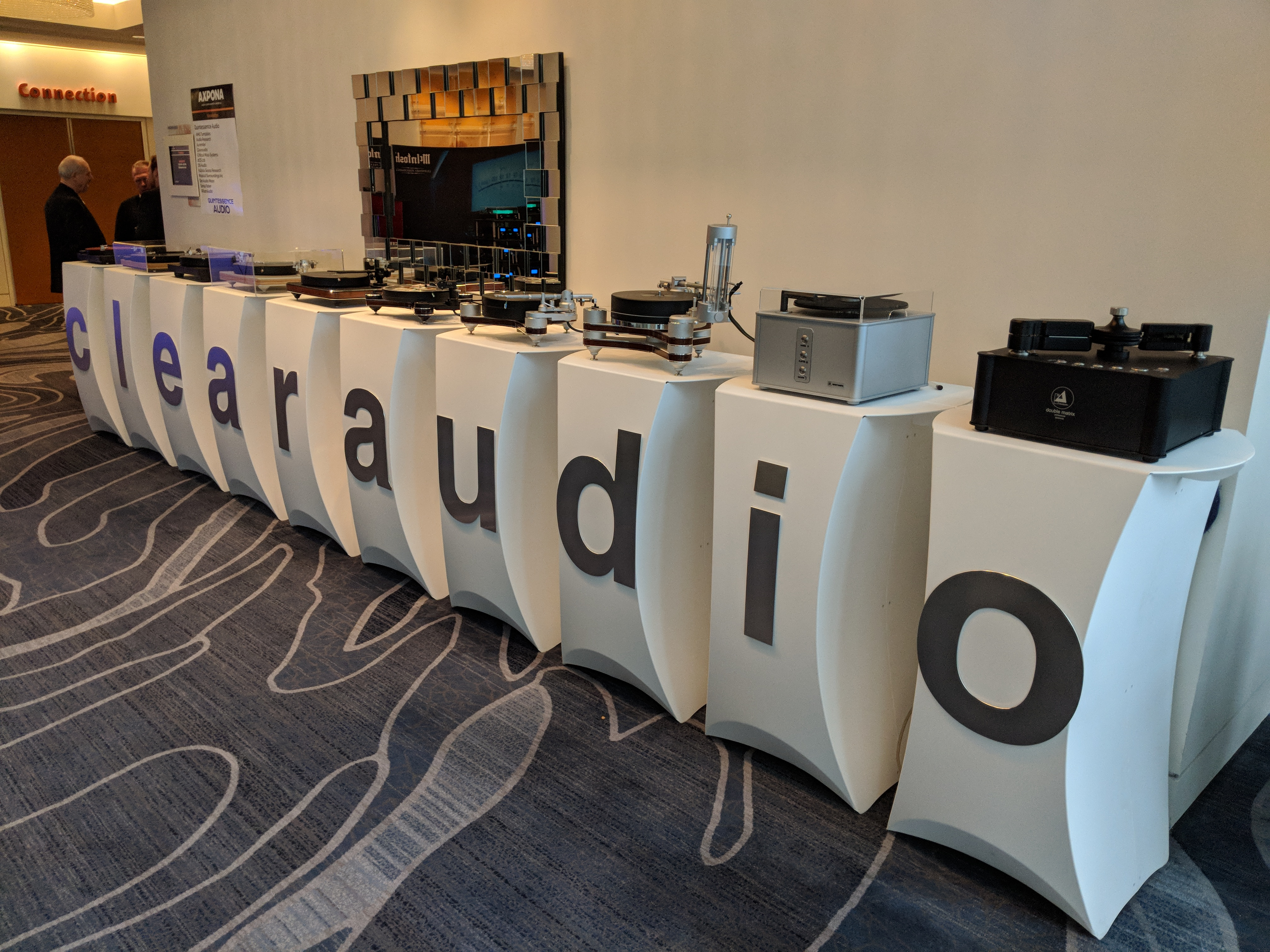 Day One - Whirlwind tour floors 1, 3 and 4 - Audio Federation