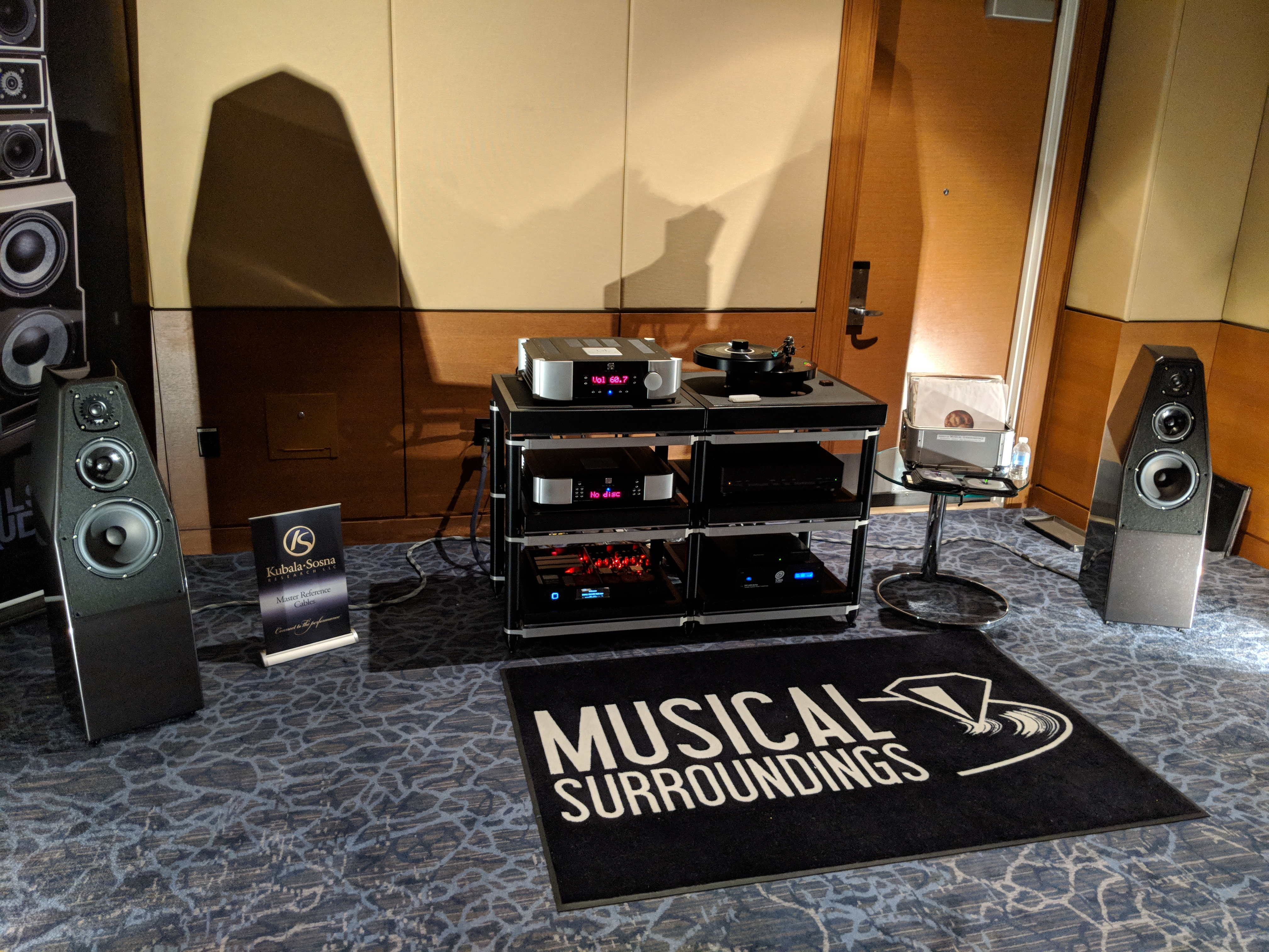 Quintessence Audio – Axpona 2018
