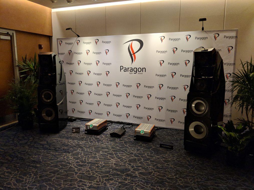 Paragon II – Axpona 2018