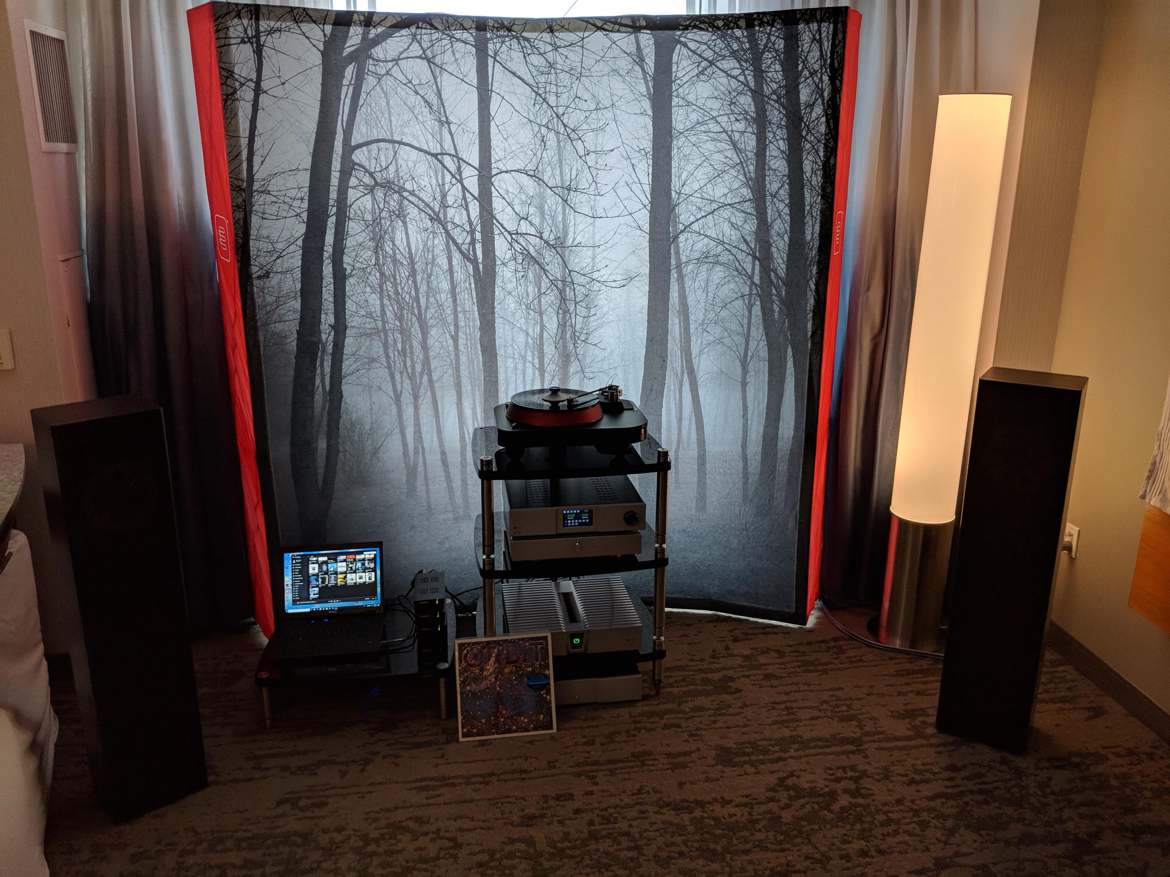 Elite Audio Systems – Axpona 2018