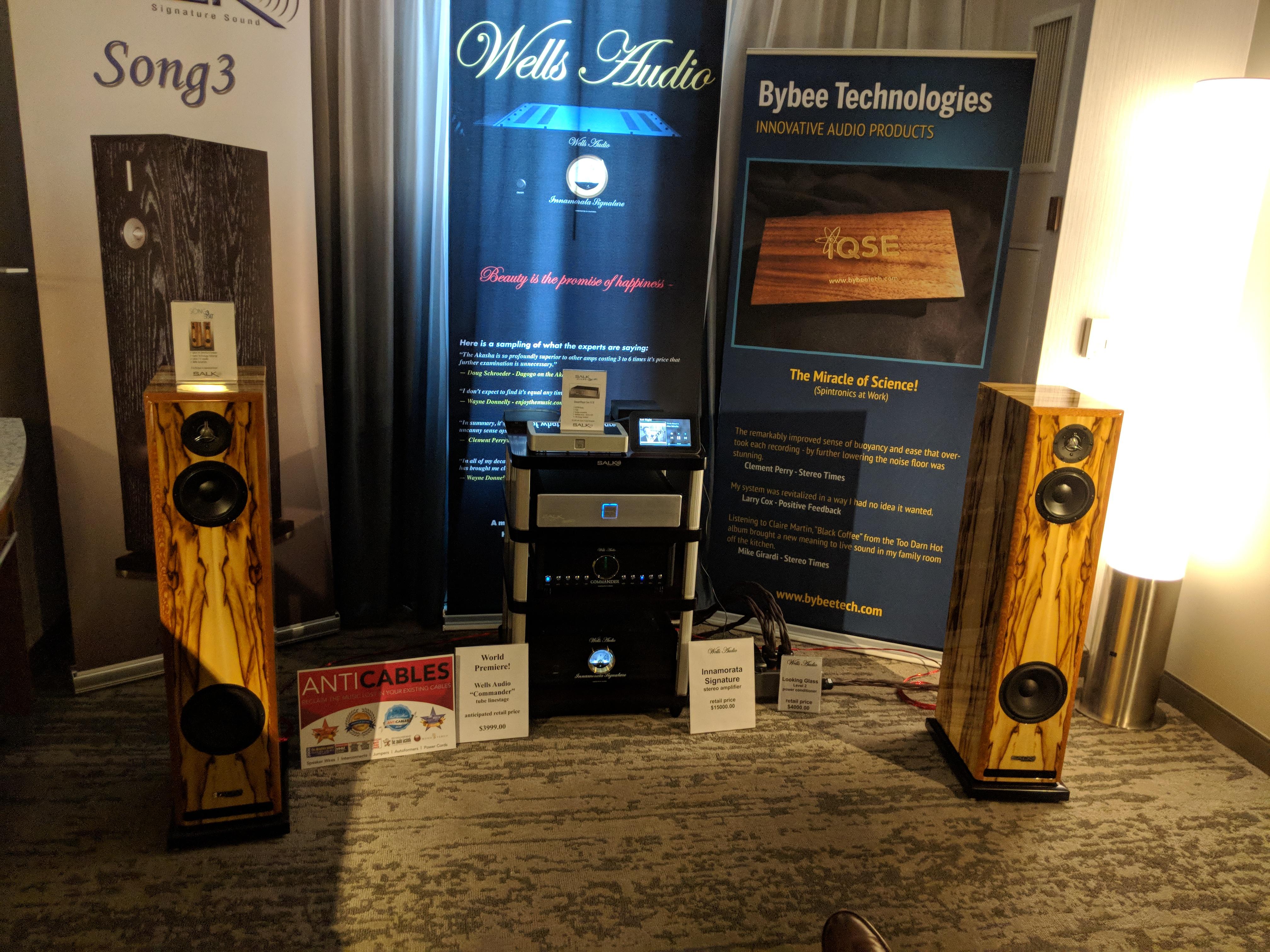 Salk Sound – Axpona 2018