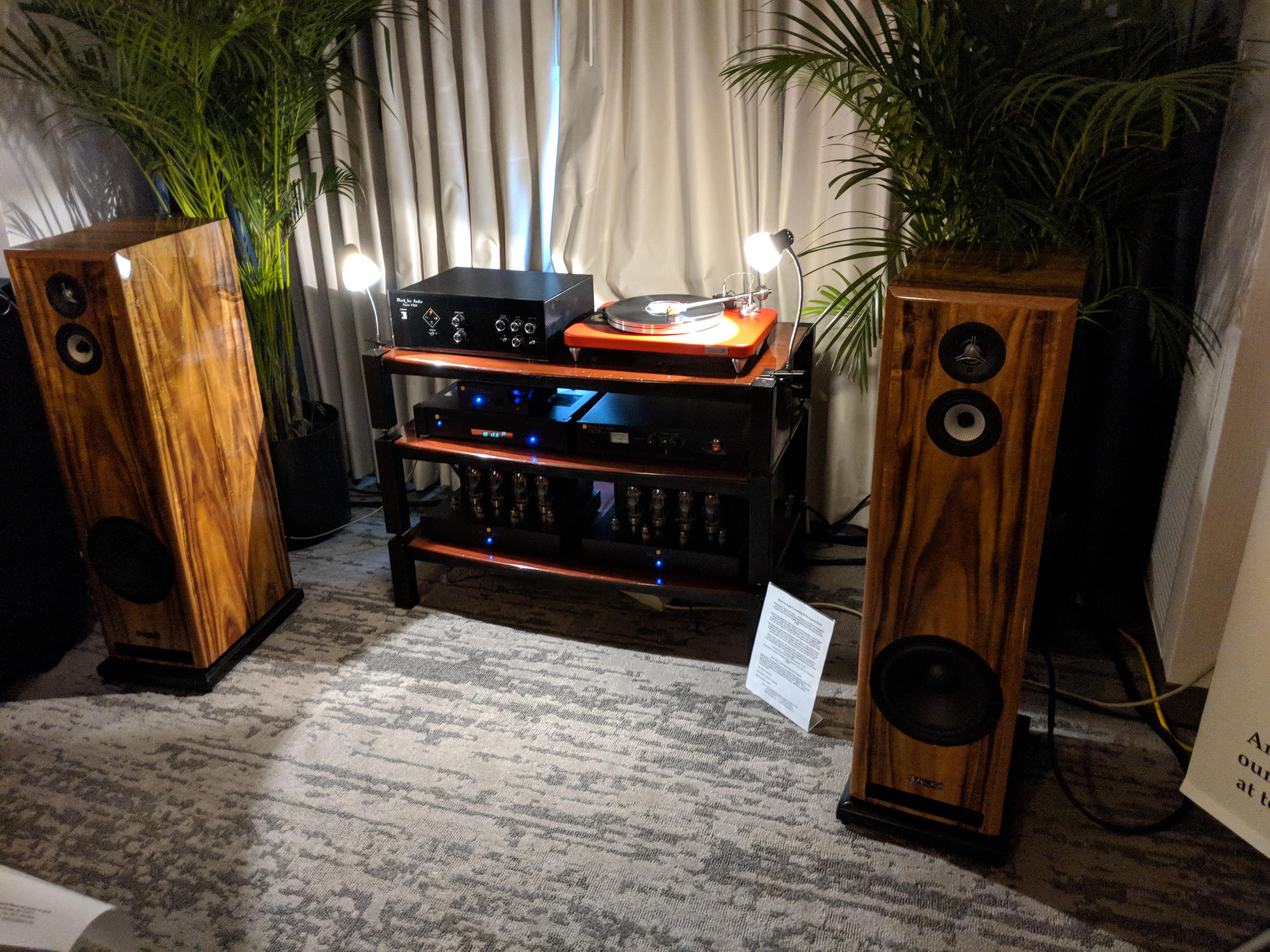 Jolida (Black Ice Audio) – Axpona 2018