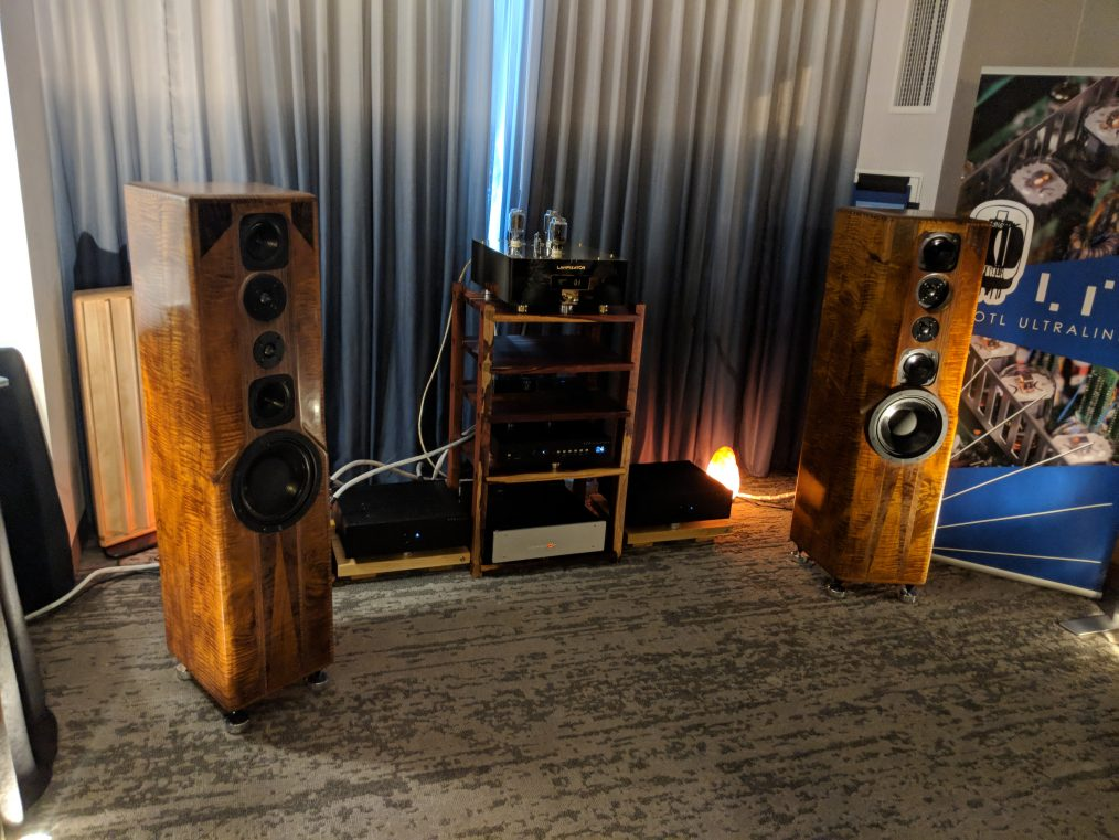 Daedalus Audio – Axpona 2018