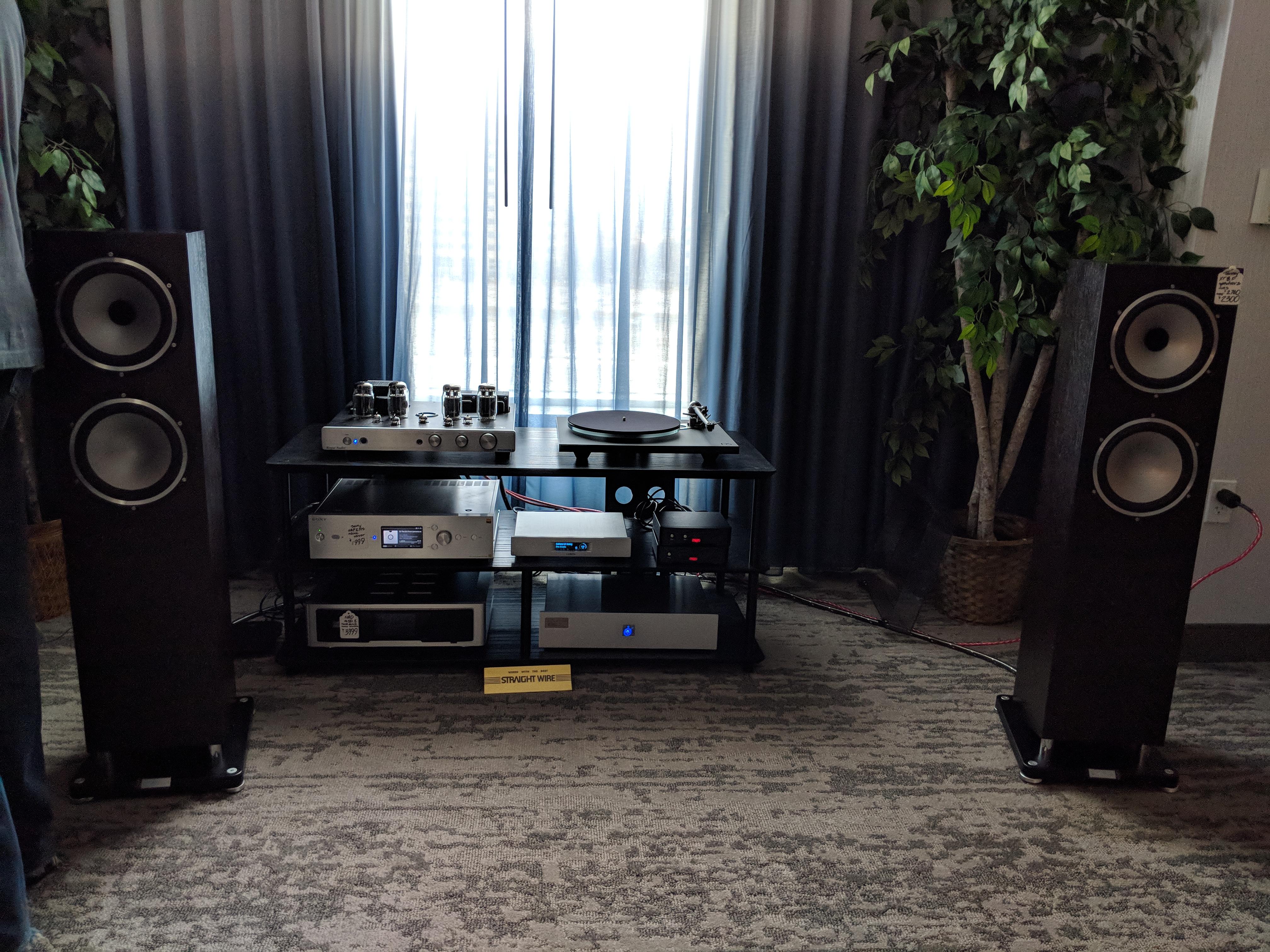 Holm Audio II – Axpona 2018