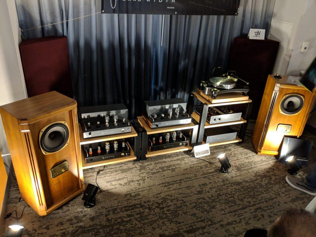 Bandwidth Audio – Axpona 2018