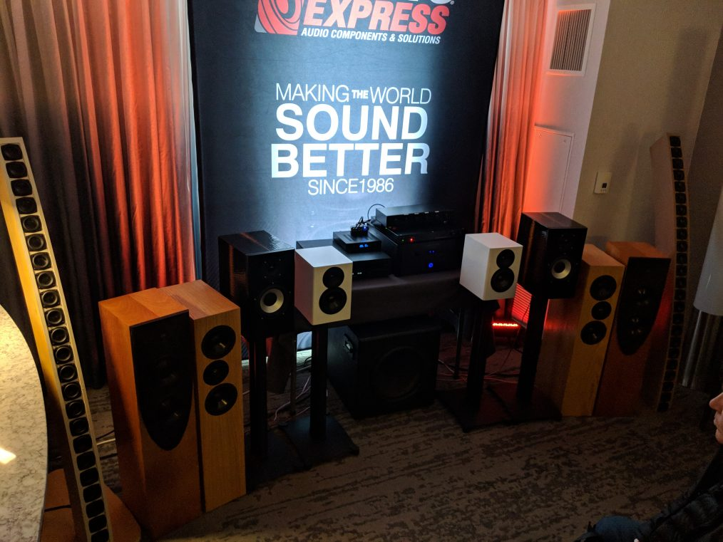Parts Express – Axpona 2018