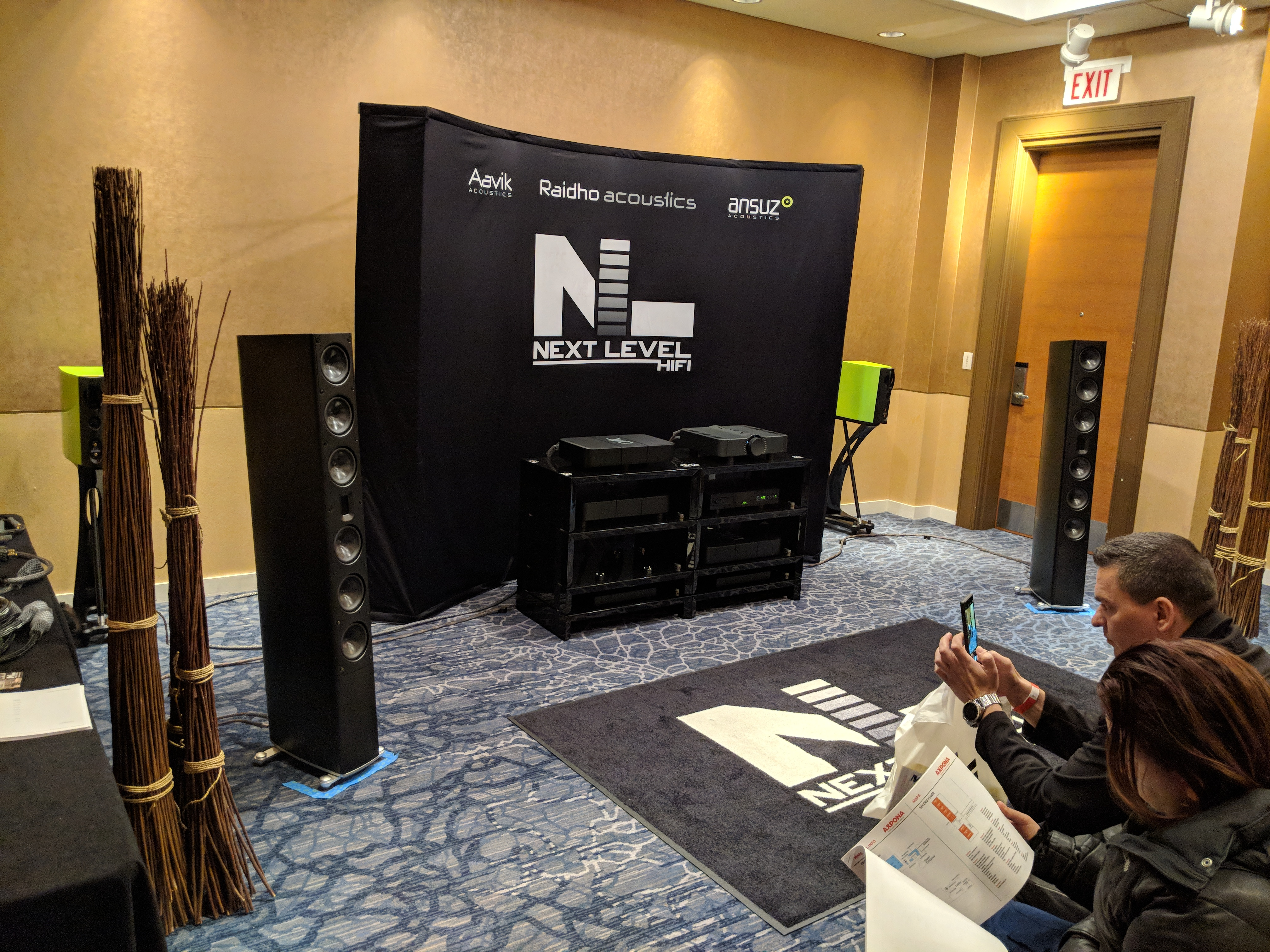 Next Level HiFi – Axpona 2018