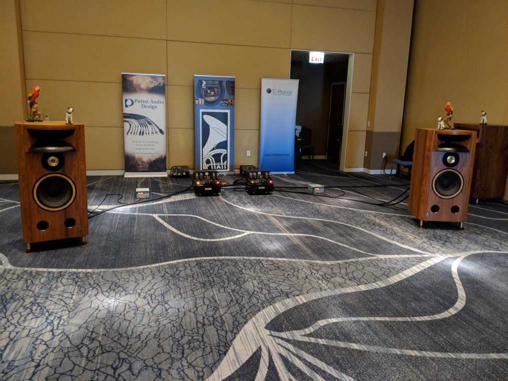 Classic Audio Loudspeakers – Axpona 2018