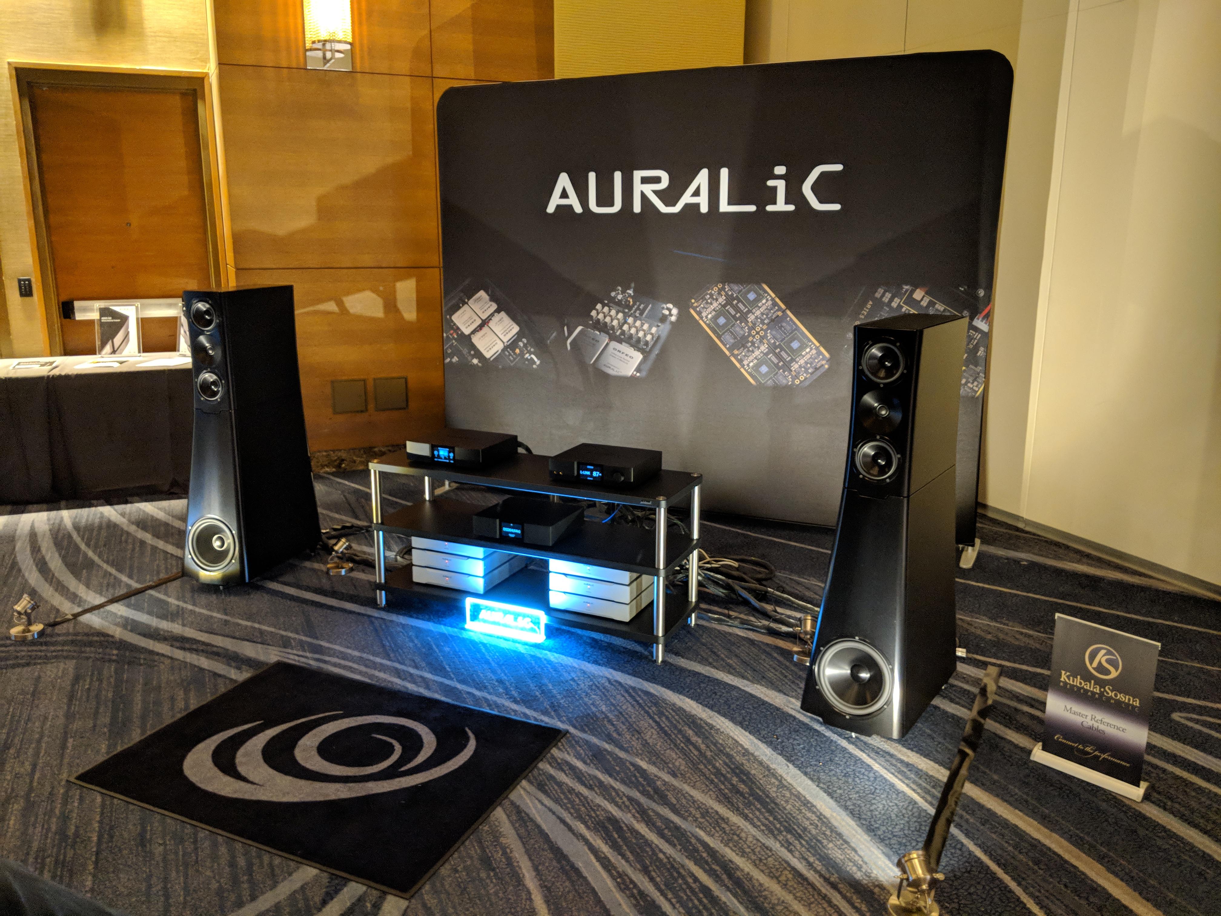 Auralic – Axpona 2018
