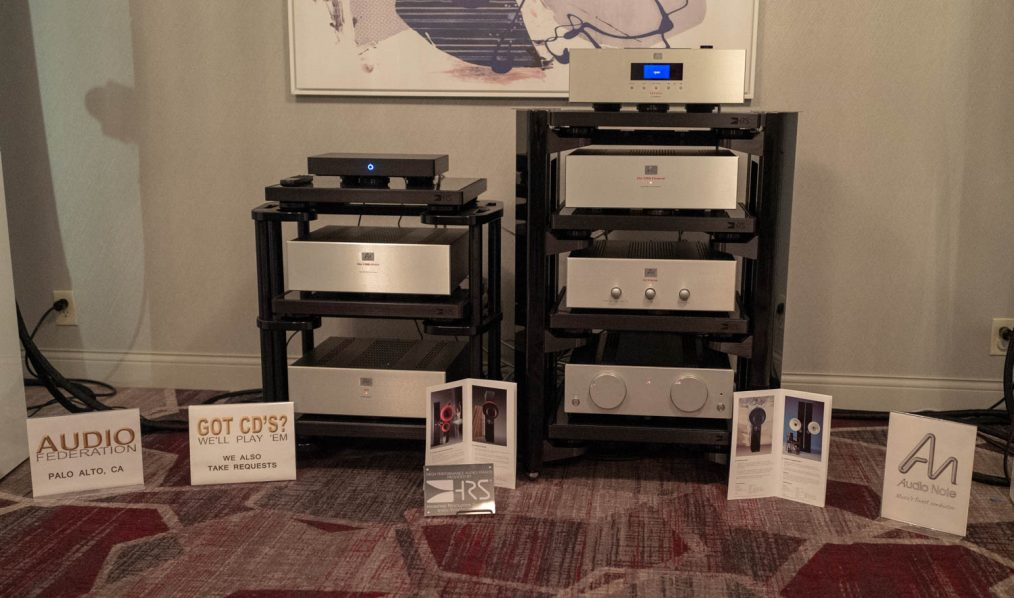 Audio Note and Audio Federation at CAS 2018
