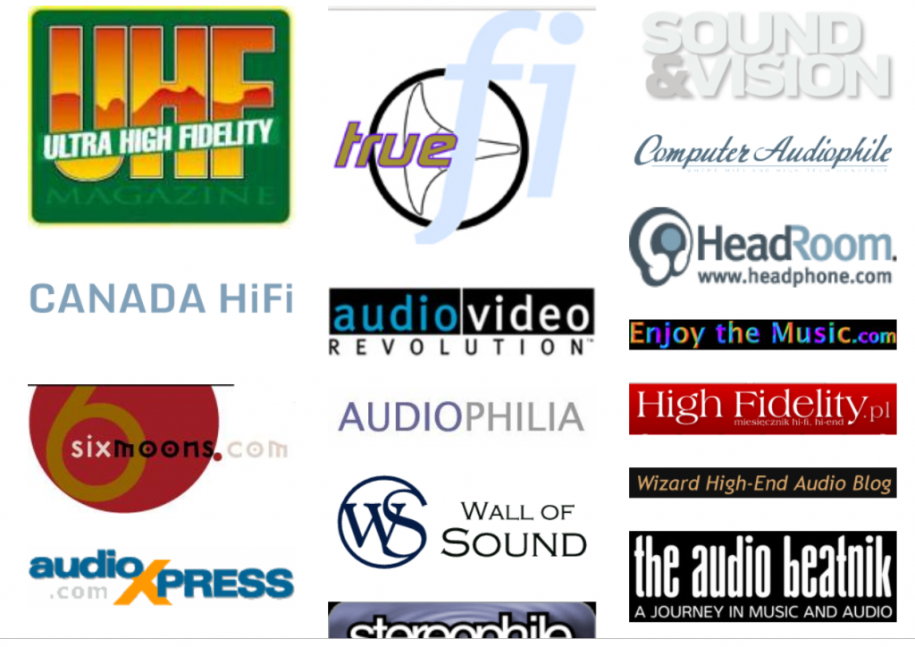 Added Twittering Machines to the Audiophile's Guide to the Galaxy