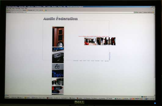 The Audio Federation Home page