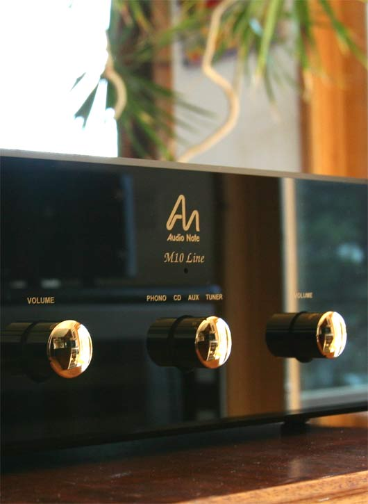 Audio Note M10 preamplifier