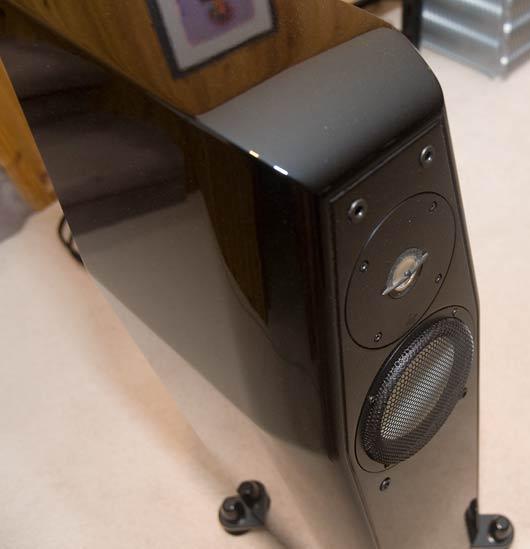 Kharma 3.2fe speaker